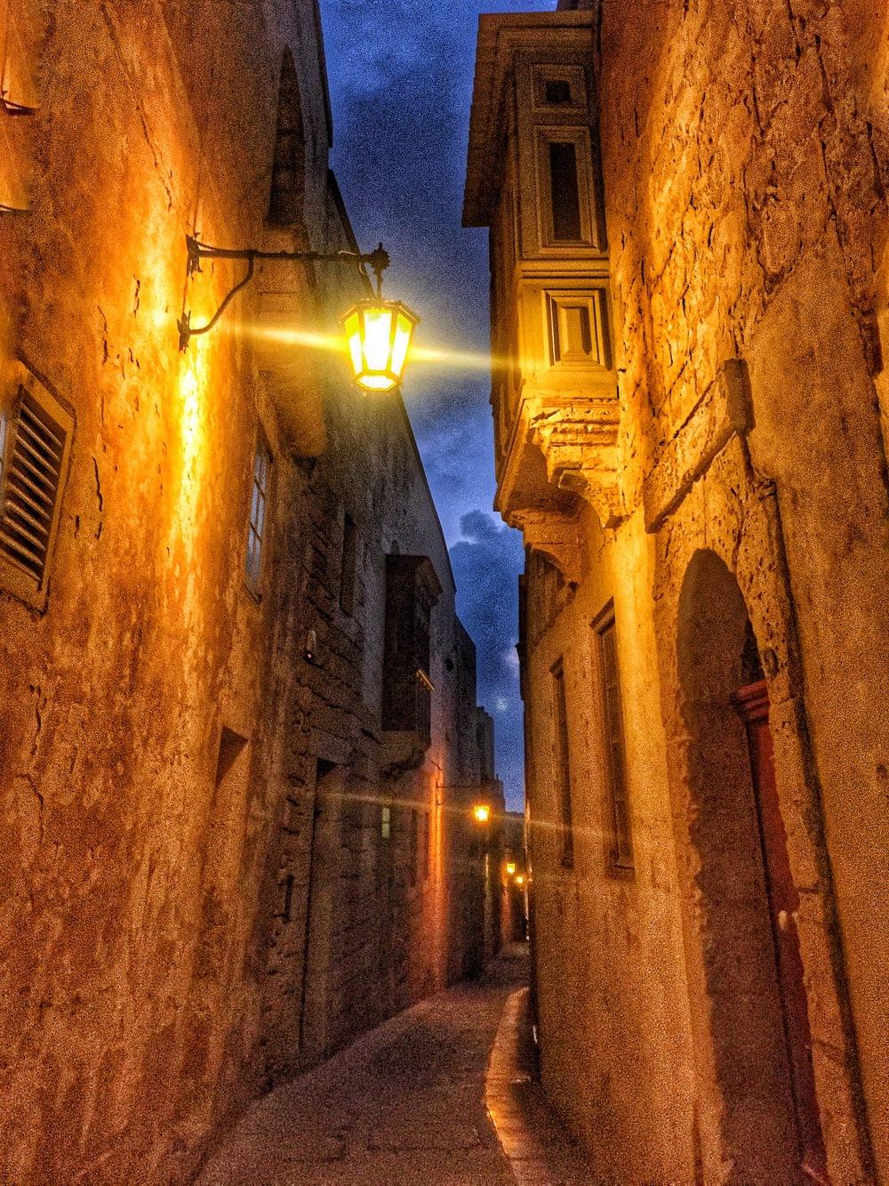 Silent city Mdina