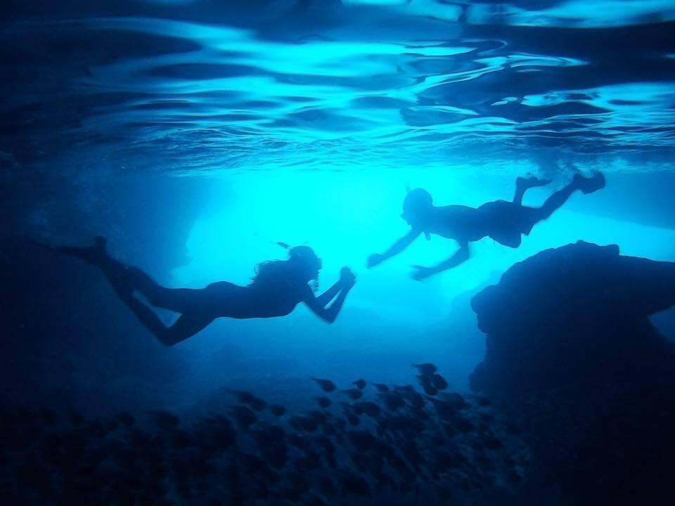 Snorkling spots Curacao