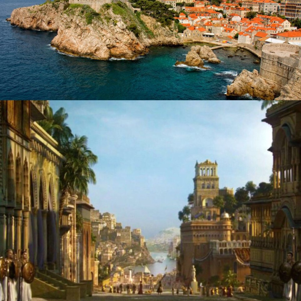 Dubrovnik-Game of Thrones