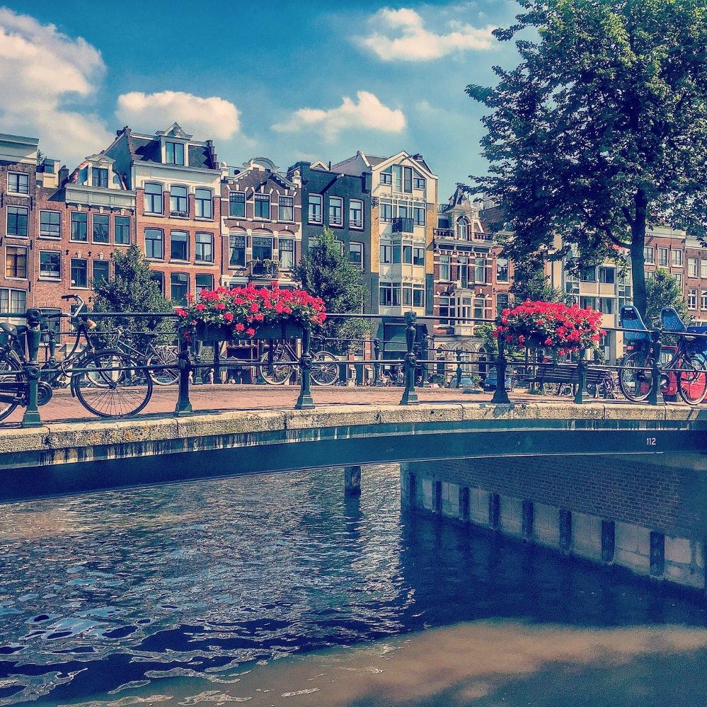 Amsterdam freedom city