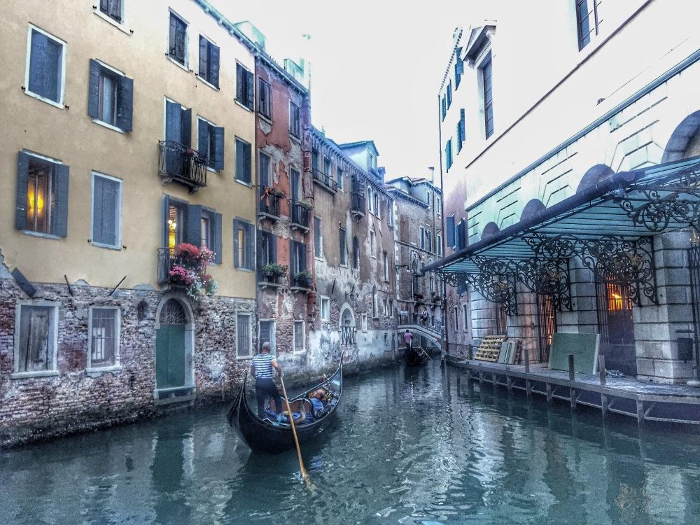Venice    ride