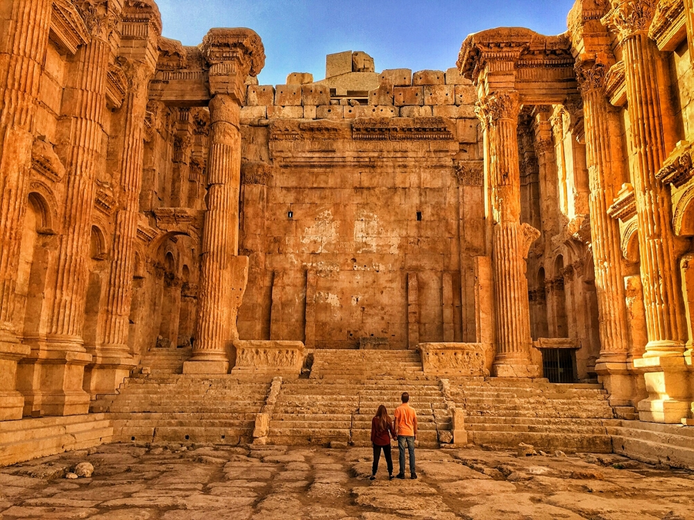 Baal temple